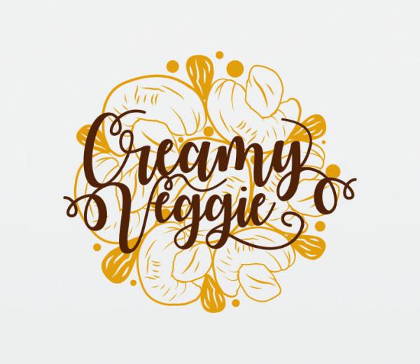 logo creamy veggie