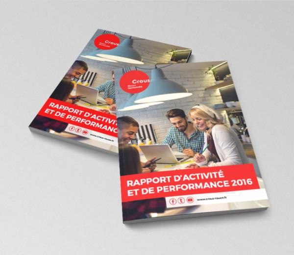 Rapport d'activité CROUS Rouen/Normandie